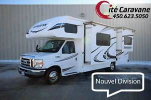 2020 Forest River Sunseeker Classe C NEUF 2440 + 2 extension + t
