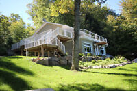 Cottage for Rent in Muskoka for the Fall