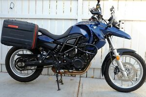 Factory Low 2011 BMW F650 GS Twin