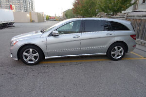 2011 Mercedes-Benz R-Class 350 SUV, Crossover