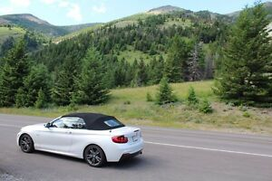 2015 BMW M235i Convertible BRAND NEW CONDITION