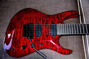 Guitare Jackson USA Chris Broderick 7 cordes