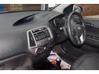 2014 Hyundai i20 1.2 Active (85 PS) Petrol white Manual