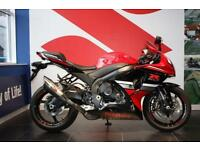 2016 66 SUZUKI GSX-R1000 YOSHIMURA EDITION RED/BLACK NEW PRE REGISTERED 66 PLATE