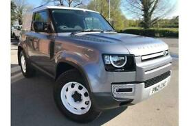 2021 Land Rover Defender 90 D200 Hardtop MHEV Commercial 3.0 Automatic