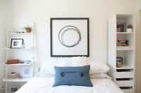 Lovely Modern Flat for July and August Plateau Mont Royal