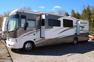 2007 Georgetown 37' ft Class A Motorhome - triple slide