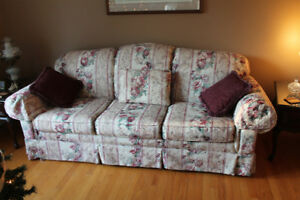 Skylar Peppler couch and matching loveseat