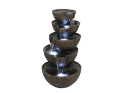 5 tier Water features fountain pond