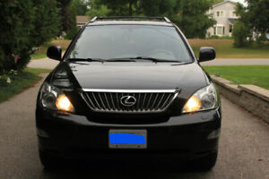 2008 Lexus RX 350 Leather and Navigation