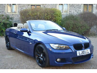 BMW 320D 2.0TD Auto 2009 M Sport Highline, 70K MILES, FULL BMW HIST, 2 OWNER