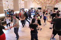Beginner Social Swing Dance Classes