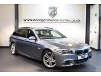 2011 56 BMW 5 SERIES 2.0 520D M SPORT TOURING 5D AUTO 181 BHP DIESEL