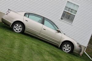 2005 Nissan Altima Sedan