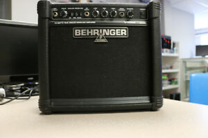 Behringer GM108 15 Watt Amplifier