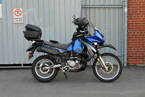 2010 Kawasaki KLR 650 - FULLY LOADED - LOW KM