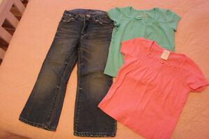 Girl's clothes size 3 and 3X