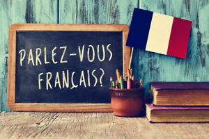 LEARN FRENCH WITH NATIVE SPEAKER