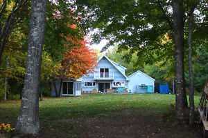 Dream Family Home, Year Round Cottage/Retreat in New Brunswick