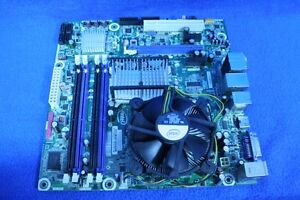Motherboard INTEL DG43RK & CPU