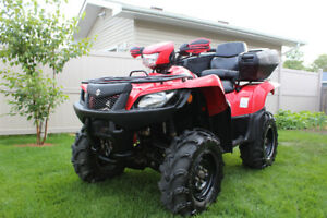 2011 Suzuki King Quad 750 AXI