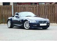 2006 BMW Z SERIES Z4 Se Roadster E4 Convertible Petrol Manual
