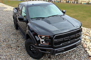 2017 FORD F-150 RAPTOR FULLY LOADED  ***BRAND NEW***