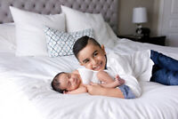 Newborn Photographer  - In home or studio sessions