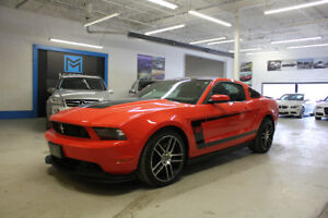 2012 Ford Mustang Boss 302 ONLY 3282 kms CALL 905-270-0310