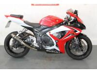 2007 SUZUKI GSXR 600 K7 *FSH, FINANCE AVAILABLE*