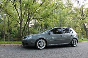 2007 Volkswagen Rabbit *Clean and lowered*