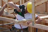 Experienced construction worker/labourer