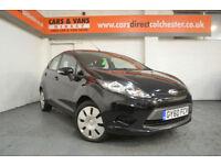 2010 Ford Fiesta 1.25 Edge £89 A Month £0 Deposit