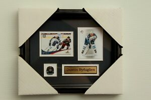 Byfuglien Framed Collectible UNOPENED
