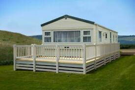 10ft x 28ft Brand new static caravan self build annexe for sale off site