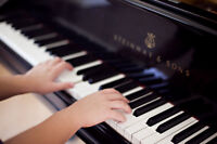 Piano/Keyboard and Vocal Lessons