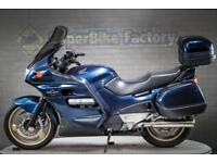 2002 02 HONDA ST 1100 PAN EUROPEAN