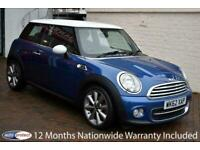 2012 62 MINI HATCH COOPER 1.6 COOPER D LONDON 2012 EDITION 3 DOOR 6-SPEED 110 BH