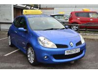 Renault Clio 2.0 16V 197BHP Renaultsport 197, 78K MILES, NEW MOT, AA WARRANNTY