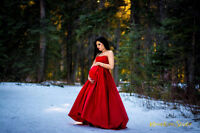 Affordable Maternity or Newborn photography Calgary for $100!!