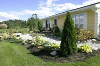 *New Price* Total Privacy, Waterfront East, 3 Bedroom, One level