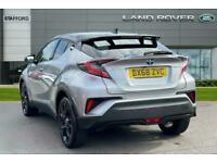 2018 Toyota C-HR 1.8 VVT-h Dynamic CVT (s/s) 5dr Auto Hatchback Petrol/Electric