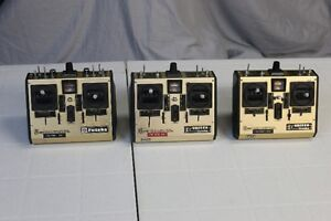 RC 7 Channel Transmitters and Servos - Futaba