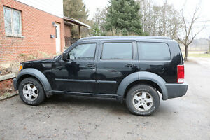 2007 Dodge Nitro SUV, Crossover