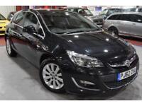 2013 62 VAUXHALL ASTRA 2.0 ELITE CDTI 5D AUTO 163 BHP DIESEL