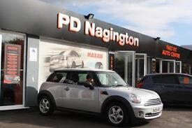 2009 MINI HATCHBACK 1.4 One + A C + FULL SERVICE HISTORY