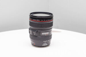 Canon 24-105 F4L IS (Mark I) lens for sale - $600