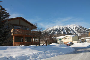 Exceptional  Family Home with Legal Suite for Sale in Fernie