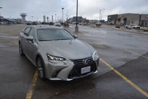 2016 Lexus GS AWD - 6,600 km!! Top of Line Executive Package-