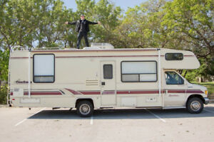 In Search of Class A Motorhome w/ Mechanical Issues for Project